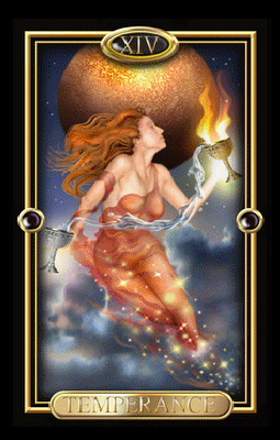 Tarot-Major-Arcana-14-Temperance