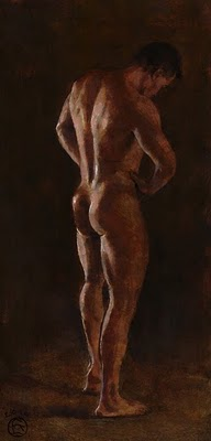 male-nude-standing-behind