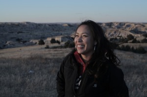 Sunny Clifford - Young Lakota - South Dakota Pro-Choice Reproductive Rights Activist
