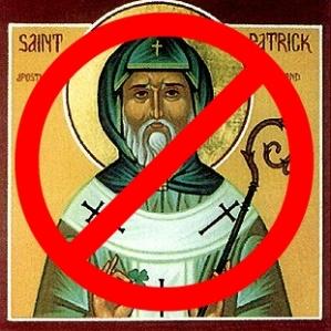 St. Patrick - Not Irish