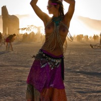OpEd: Oh, to Belly Dance Naked at Burning Man....