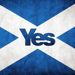 Yes Scotland! Vote for independence from Britain!