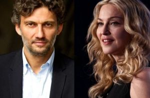 Madonna and opera star Jonas Kaufmann