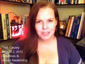 Deadlines, Breasts, Sexual Trauma, & Sexual Awakening