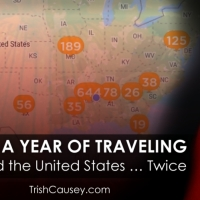2018: A Year of Traveling Around the United States … Twice