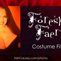 Foreskin Faery Costume Fitting